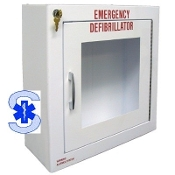 AED Cabinet